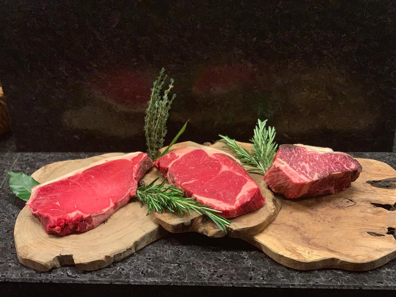 De Laet & Van Haver BBQ  Pakket Vlees II 3x350gr - Copy