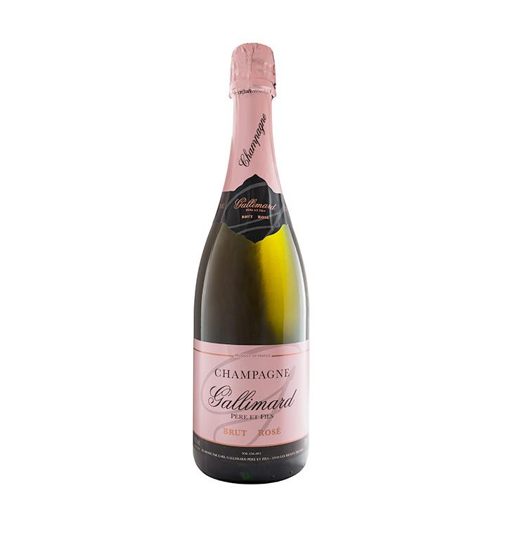 """Vinifera Champagne """"Rosé"""" Brut"""