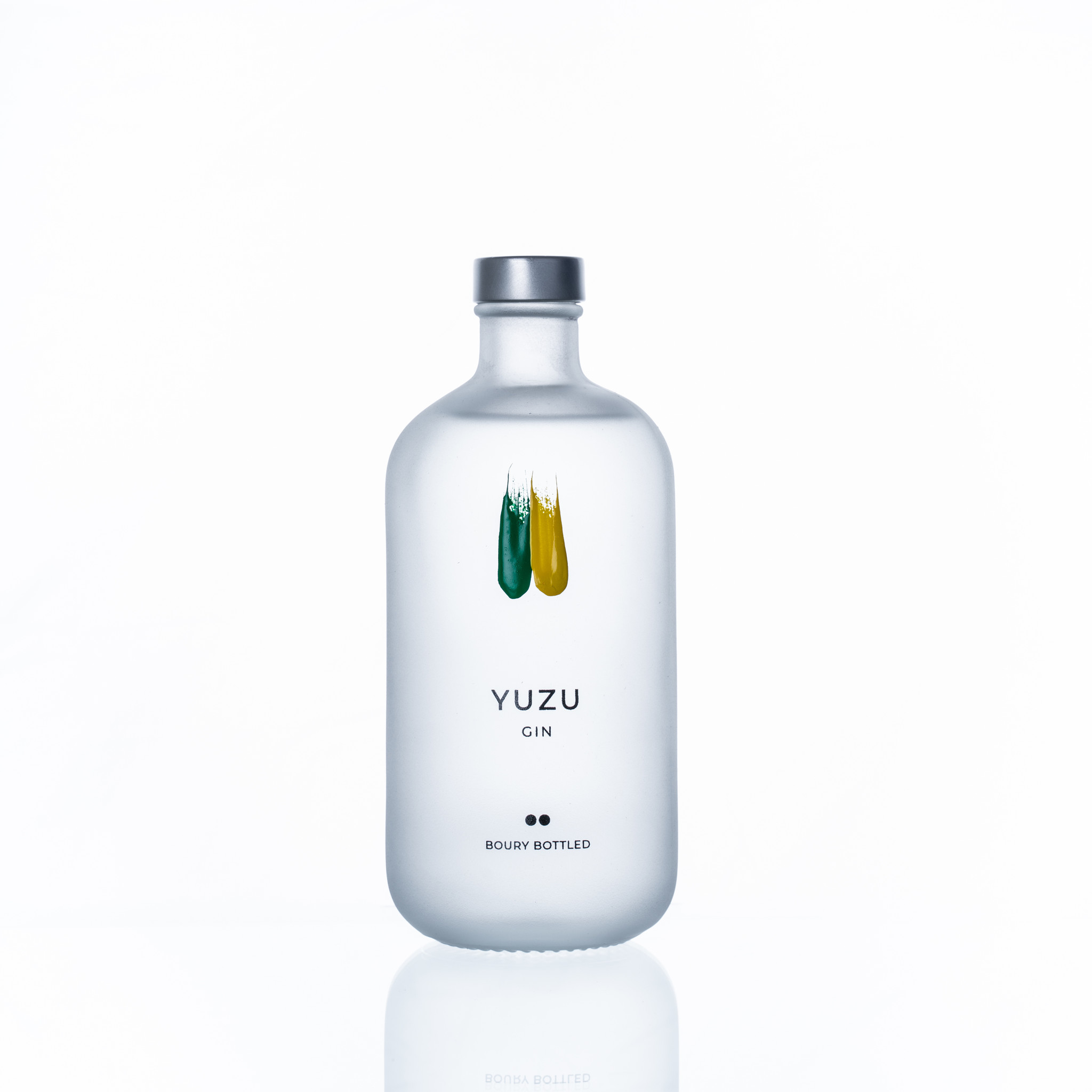 Boury Bottled Yuzu Gin by Tim Boury **