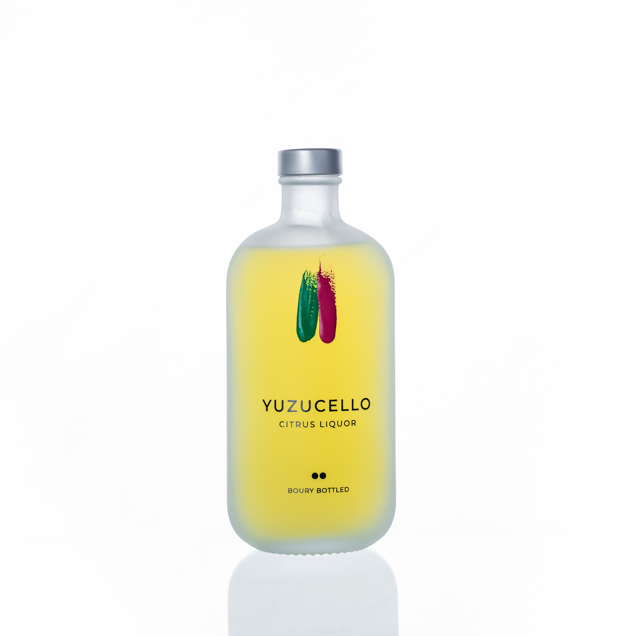 Boury Bottled Yuzucello by Tim Boury **