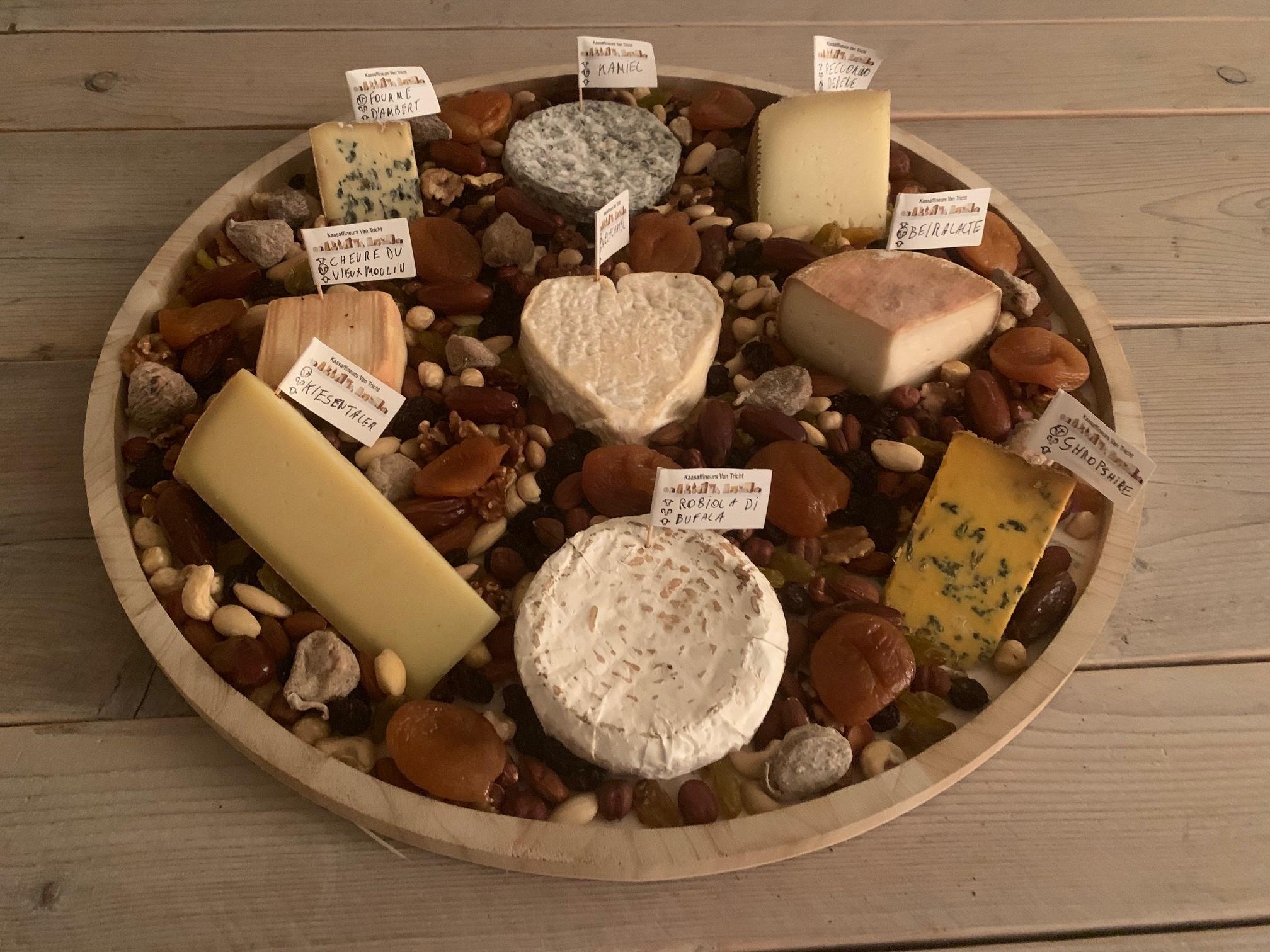 Vantricht Dessert kaasschotel