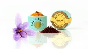 Sal de ibiza Fleur de sel met saffraan