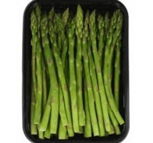 Aspergetips groen pr 200gr