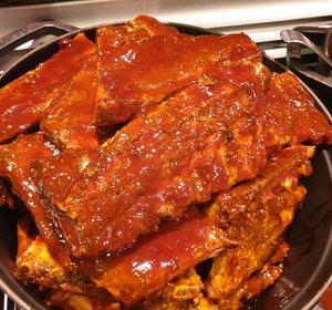 Butcher ribs