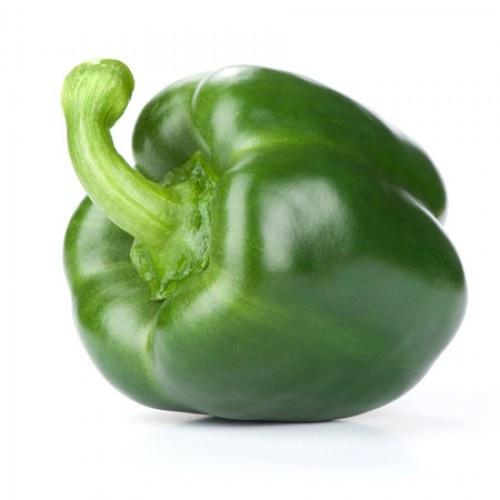 Paprika groen pr stuk cat1