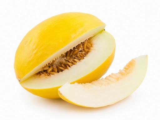 Meloen honing geel