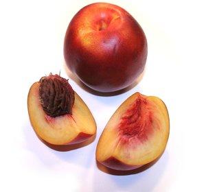 Nectarine geel