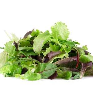 Gewassen salades