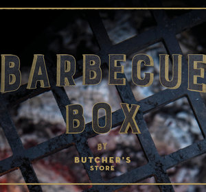 Barbecue box van Luc De Laet