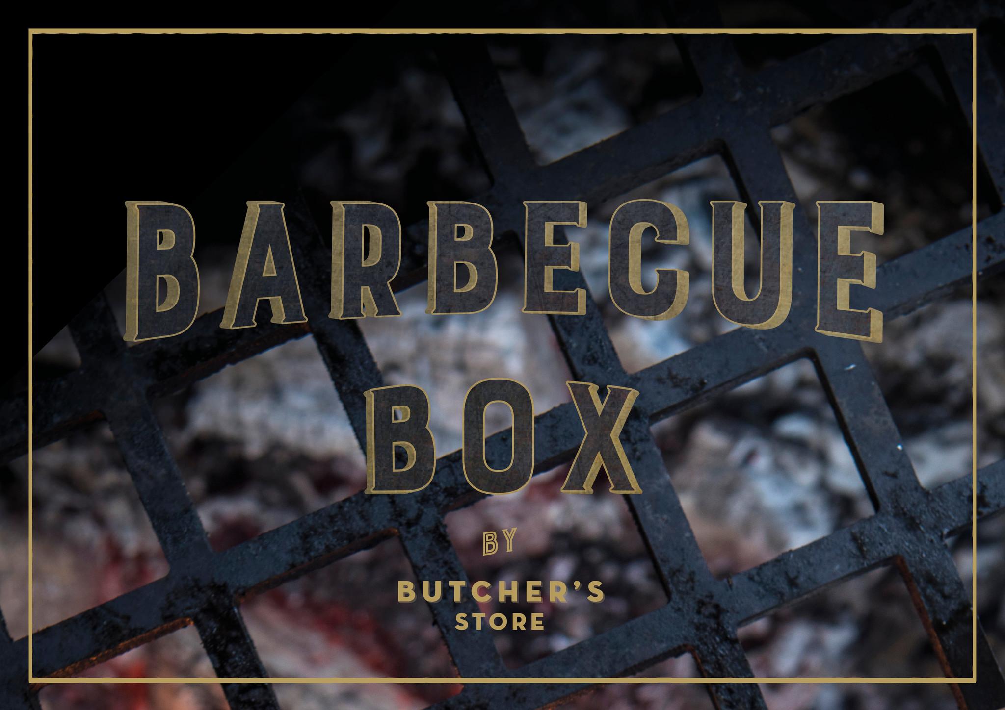 De Laet & Van Haver Barbecue box van Luc De Laet
