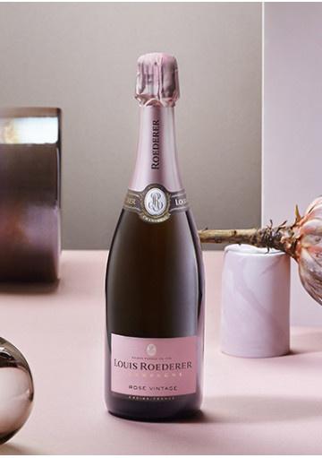 """Vinifera Louis Roederer - """"Rosé Vintage"""" Brut"""