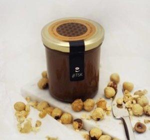Hazelnoot pasta melk 200g