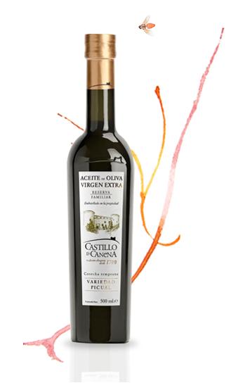 Castillo De Canena Extra zuivere olijfolie Family Reserve Picual 500ml