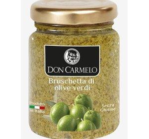 Bruschetta di Olive Verdi 100gr