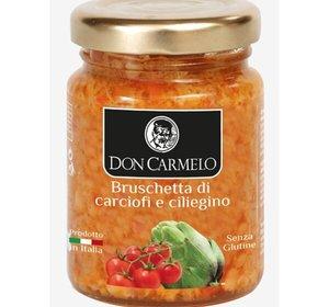 Bruschetta di Carciofi e ciliegino 100gr