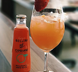 Mocktail Bellini Cipriani 4 x 180ml