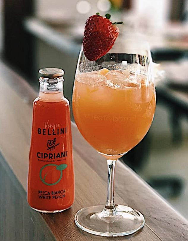 Cipriani Mocktail Bellini Cipriani 4 x 180ml