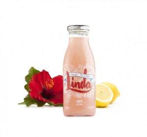 Roze Limonade en Hibiscus  250ml