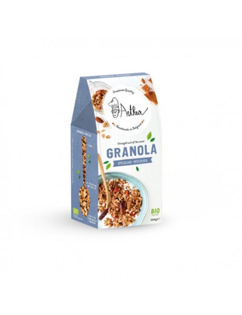 Arthur's Mix Granola Speculaas BIO