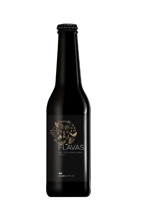 Boury Bottled Flavas Bier Tim Boury  six pack