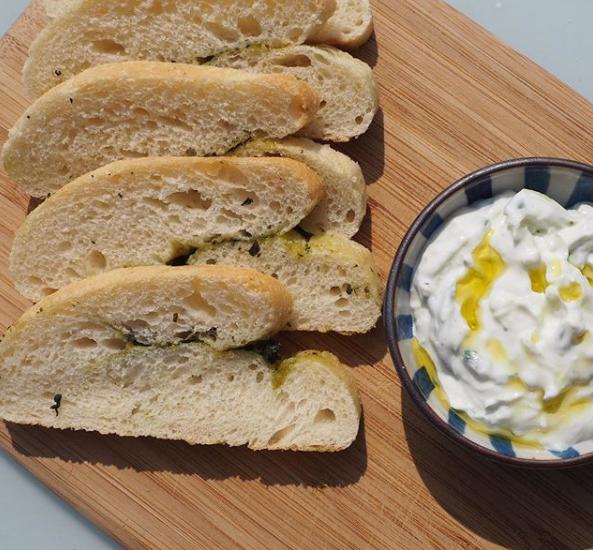 Ervin's Bread Basil