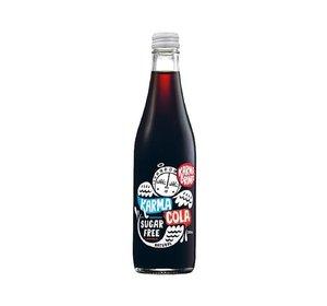 Karma Cola Suikervrij Fairtrade 300ml