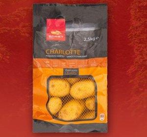 Aardappelen Charlotte