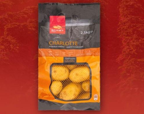 Spriet Aardappelen Charlotte