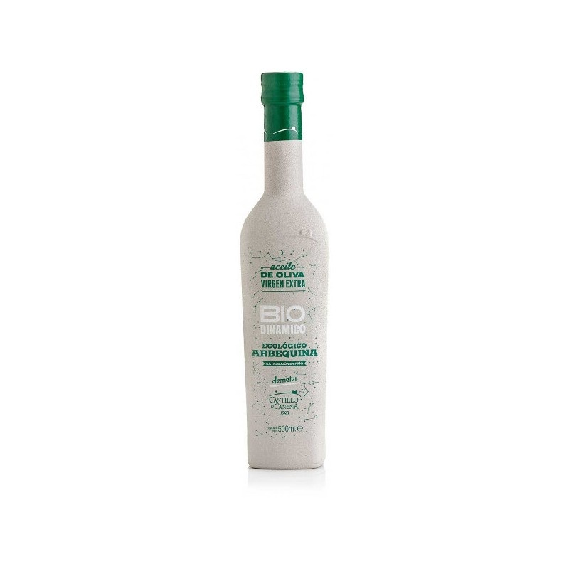 Castillo De Canena Extra zuivere olijfolie 1e oogst Arbequina 500ml  - Copy