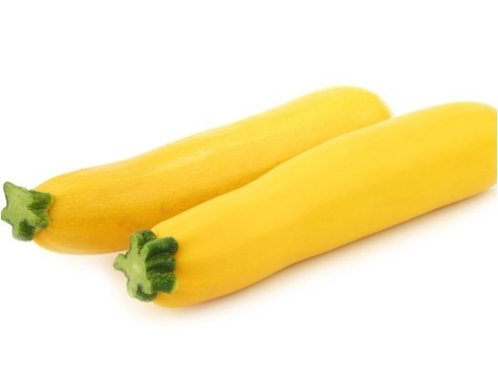 Courgette geel