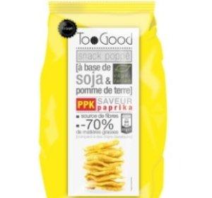 Gepofte Chips met Paprikasmaak