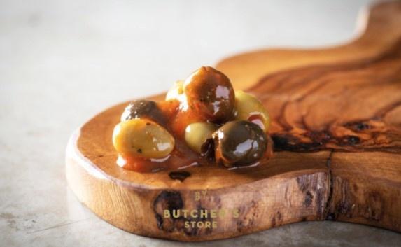De Laet & Van Haver Chili peper olijven