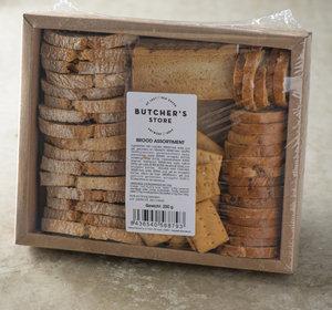 Broodkoekjes assortiment