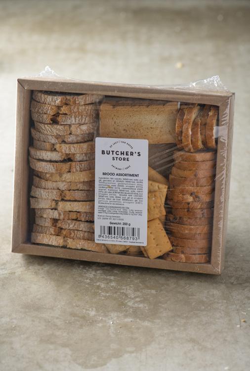 De Laet & Van Haver Broodkoekjes assortiment