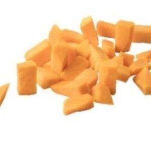 Butternut blokjes 1cm