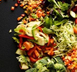 Andere gesneden groenten