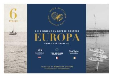 Oesterij Europees Proefpakket 3x2stuks