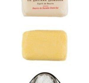 Le Beurre Bordier Demi Sel 125gr