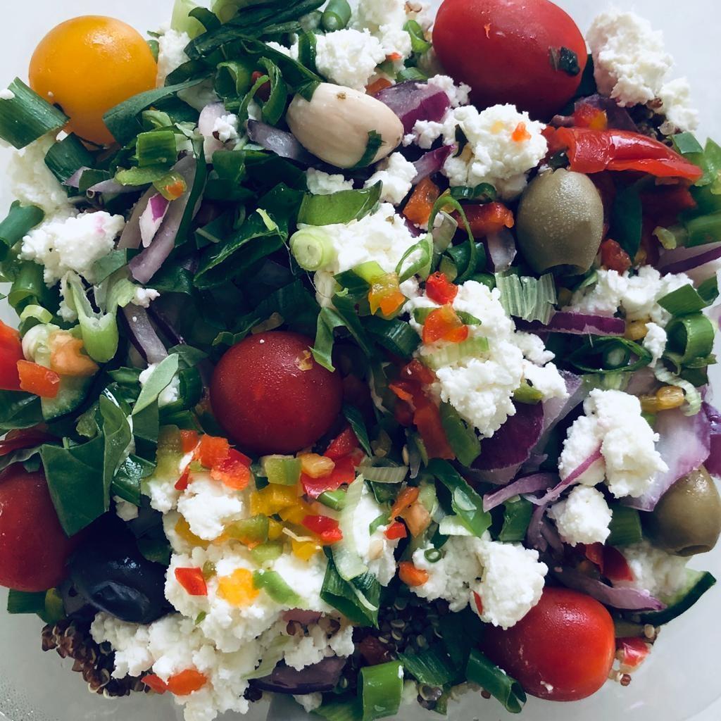 't Vitamientje Quiñoa salade geitenkaas (500gr)
