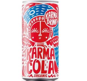 Karma Cola BIO Fairtrade 250ml