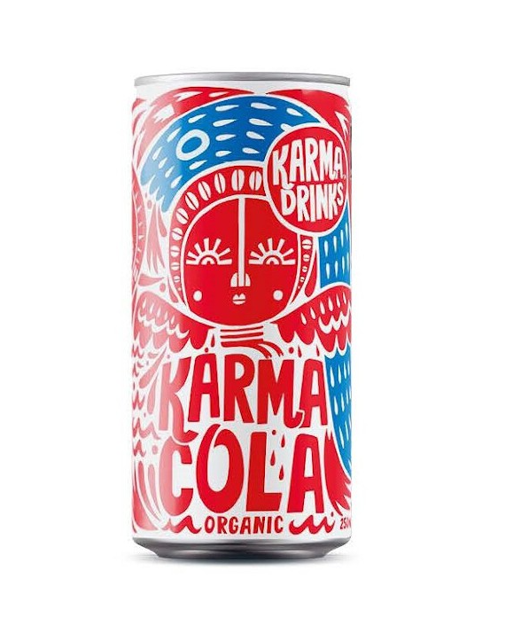 Karma Cola Karma Cola BIO  Fairtrade 250ml