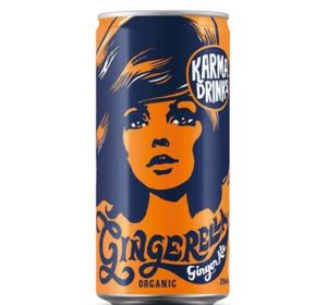 Gingerella Ginger Ale  BIO Fairtrade 250ml