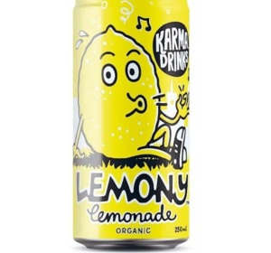 Lemony Lemonade BIO Fairtrade 250ml
