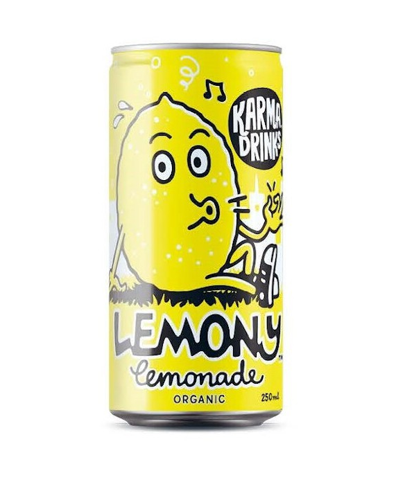 Karma Cola Lemony Lemonade BIO Fairtrade 250ml