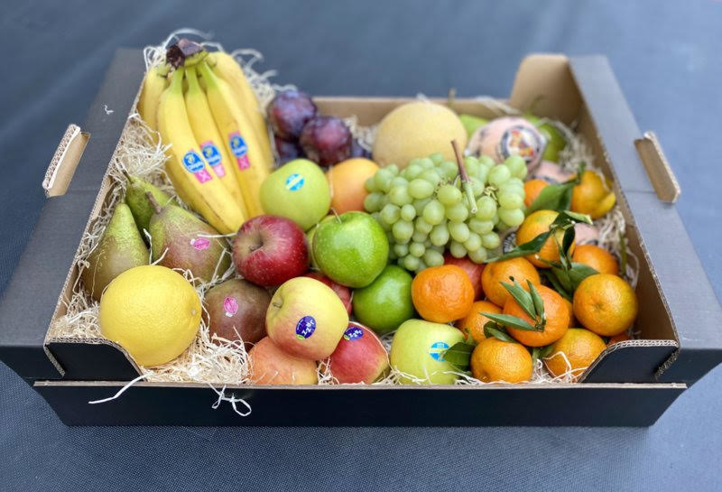 Vers d'Anvers Fruit Markt Box