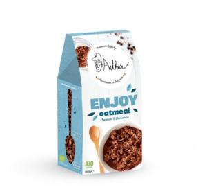 Chocolade Boekweit Havermout ENJOY BIO 350gr