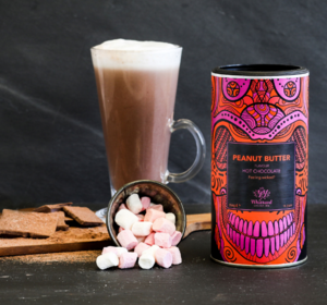 Peanut Butter Hot Chocolate (Vegan) 350gr