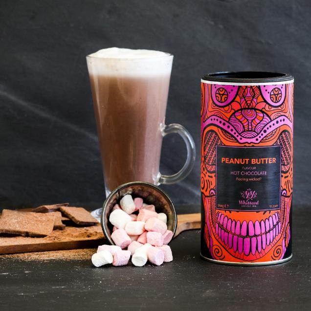 Whittard & Chelsea Peanut Butter Hot Chocolate (Vegan) 350gr