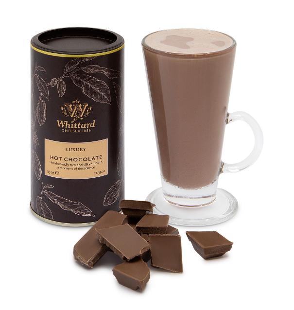 Whittard & Chelsea Luxury Hot Chocolate (Vegan) 350gr