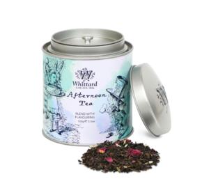 Alice in Wonderland Afternoon Tea Caddy 100gr